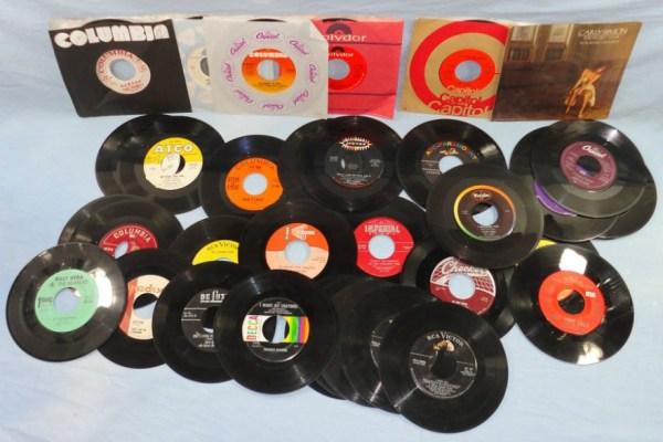 45 toeren RPM single