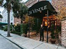 Historic Hotel Charleston - History Vendue