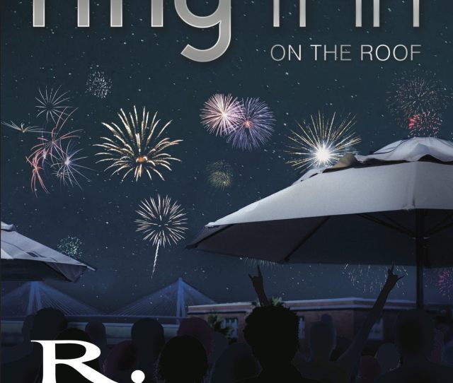 New Years Eve On The Rooftop