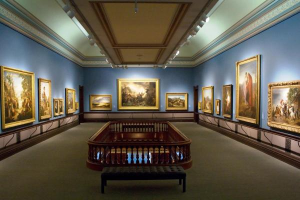 Crocker Art Museum Venue Vixens