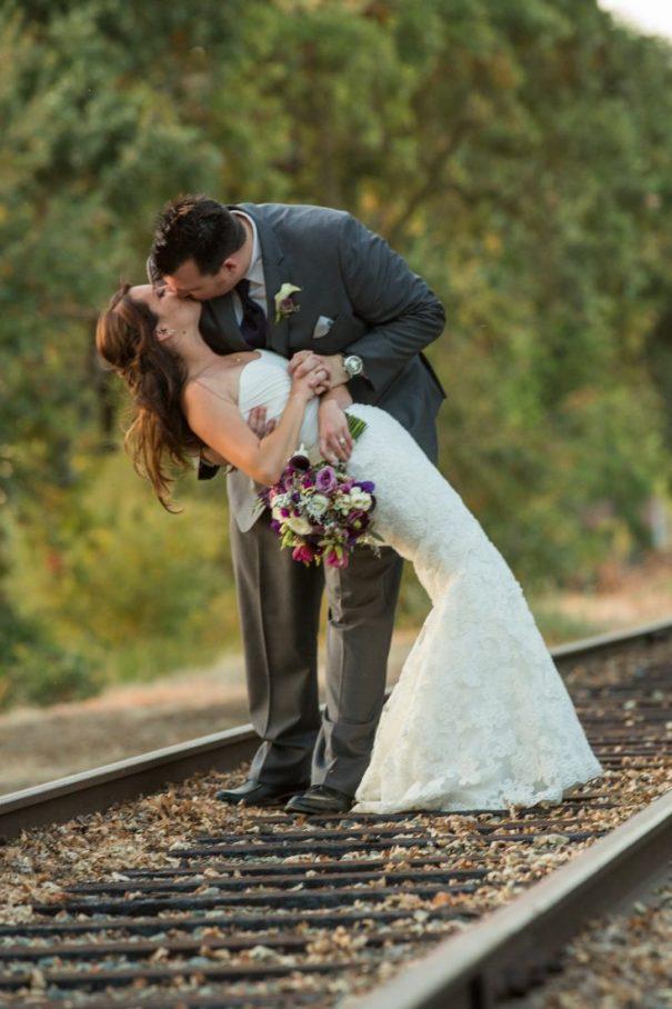 country wedding venue and railroad tracks venue vixens