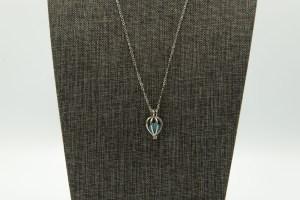 Cage Small Diffuser Necklace | The Vera Soap Company