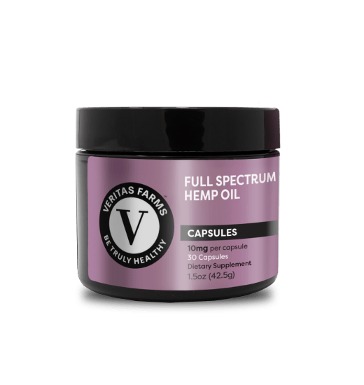 full spectrum cbd 30 capsules