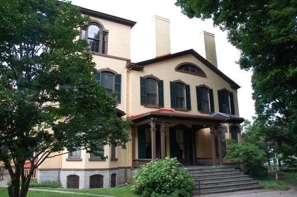 The Vermilion Road - Auburn, part two
