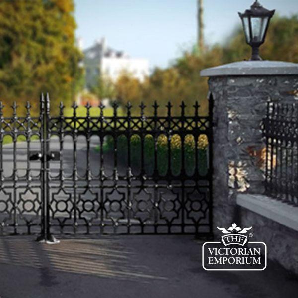 Dumfries Driveway Gates 12ft Pair
