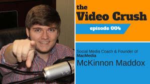 TVC 004 – McKinnon Maddox – From Pro Video Game Player to Online Marketer