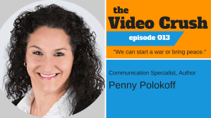 TVC – 013 – Penny Polokoff – Live Life With Awareness