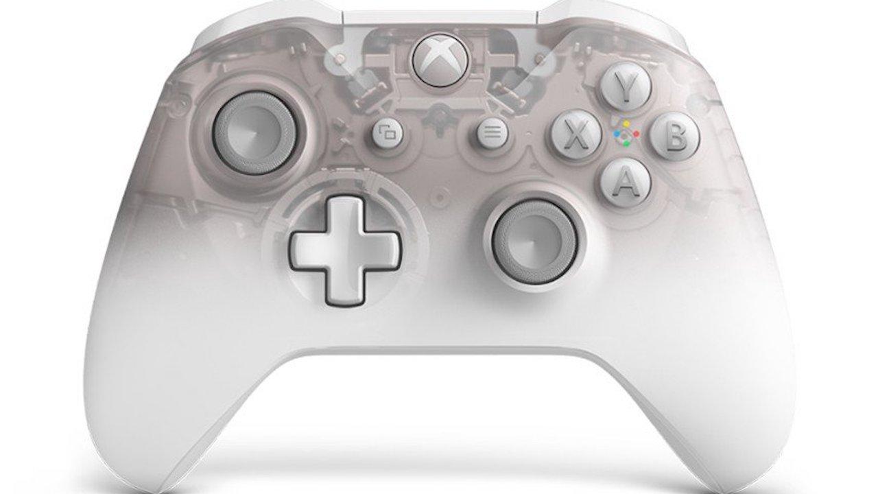 Phantom White Special Edition Controller 1552429416907 15524305625681280wjpg The Video Games