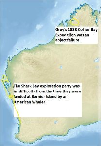 Grey Expeditions Map