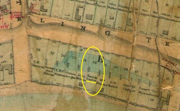 Patrick Taylor Stirling Trc - Chauncy 1851
