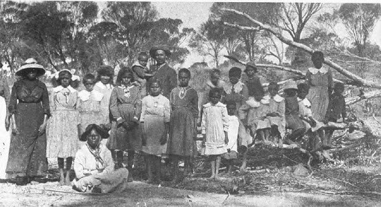 Noongar Williams Family - Possibly