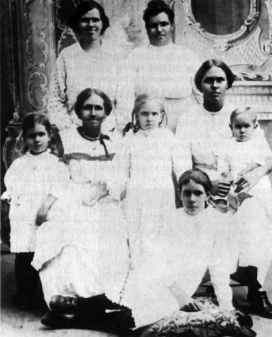 Quatermaine children C. 1920