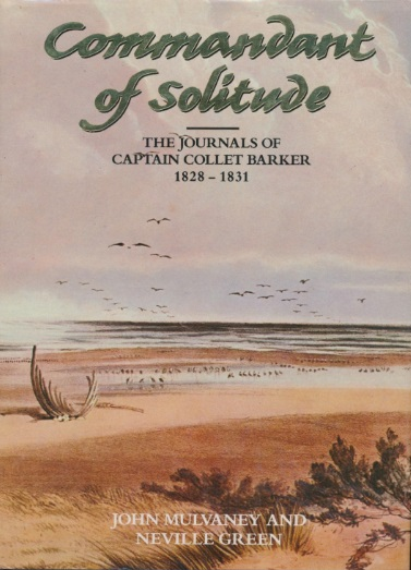 Commandant of Solitude - Book Cover