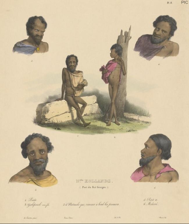 de-Sainson - Mokare family 1826 jpg