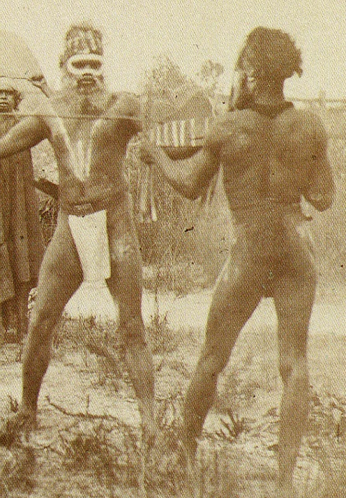 Albany Aborigines - Imposing athletic -1877