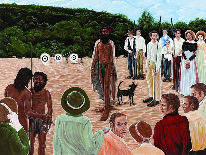 Yagan by Julie Dowling