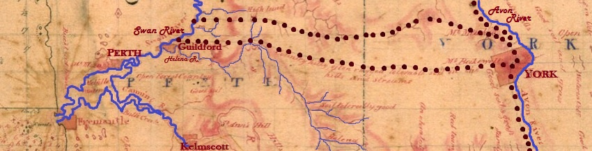 Dale - York Expedition 1830