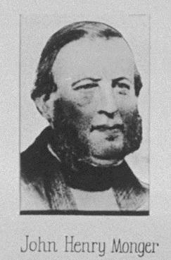 John Henry Monger - The Elder