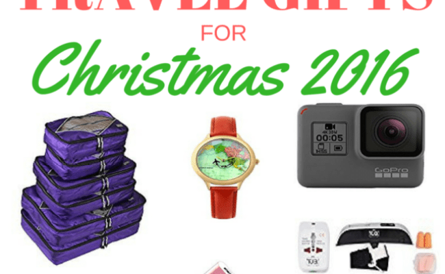 Best Travel Gifts For Christmas The Viking Abroad