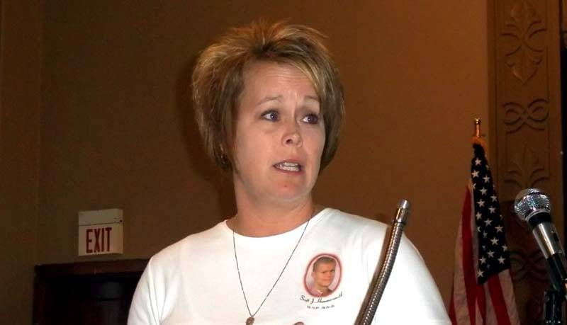 Sherri Hammersmith Speaks Of Son's Death At North Central High School