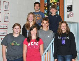 2013 Edon Music HS&JH Officers - LH (5) - web