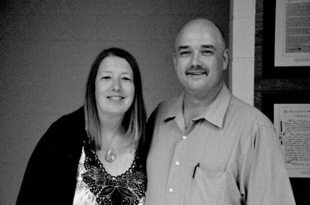 SILVER ANNIVERSARY  ... Curtis and Amy (Spangler) Opdycke of Stryker recently celebrated 25 years of marriage this year. They were married on August 20th, 1988 at Trinity Lutheran Church in Delta by Pastor Ronald Johnson. The Opdyckes have three children; Nathan, Sara, and Derek.