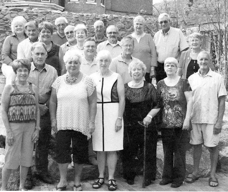 Edon class of 1963 reunion