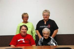West Unity Sr. Center Oct 13 birthdays
