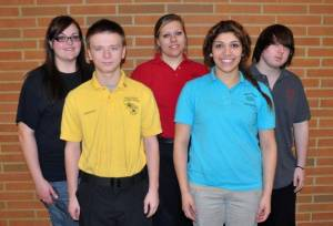 student council jr - williams cty