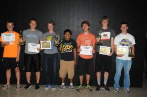 Pville Track Awards - TK 023