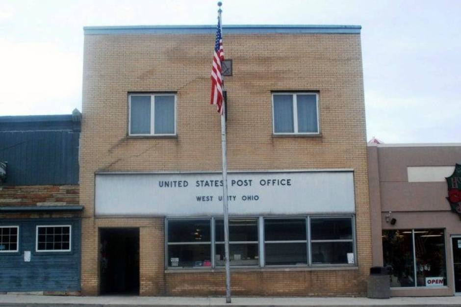 West Unity Post Office (1) WEB