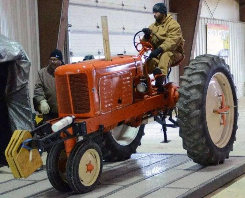 11-28-2014-Antique Tractor Pulls-Fulton County Fairgrounds-T.J (1) WEB