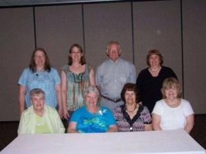 2015 WCGS Board Members