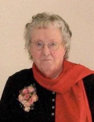 Doris Edna Baldwin