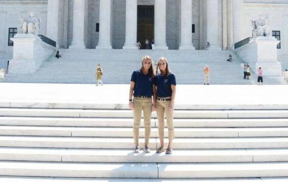 Co-op Students visit Washington, D.C. WEB