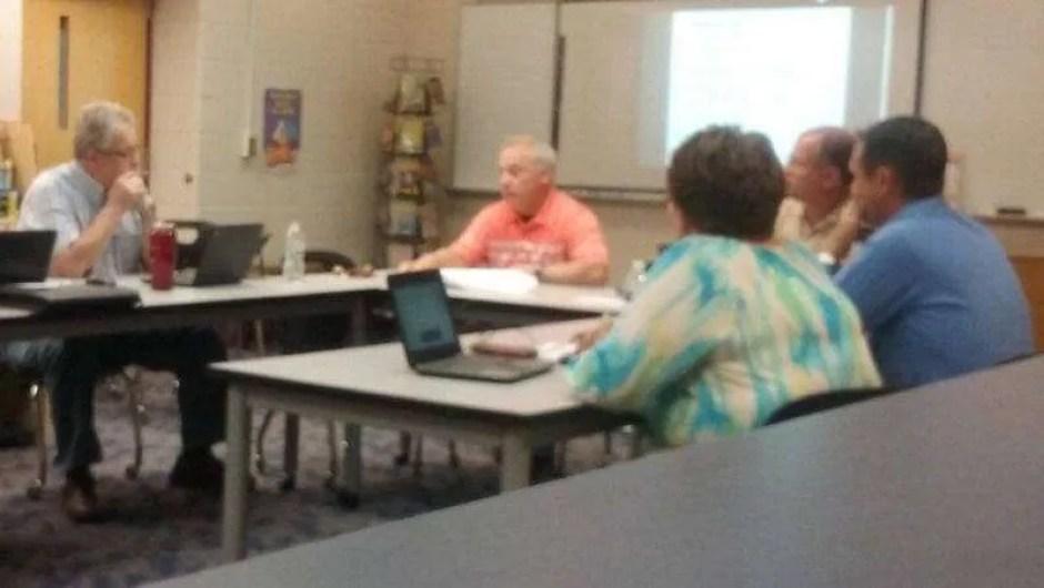 Edgerton school board WEB