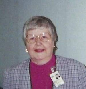 Mary Ann Potts