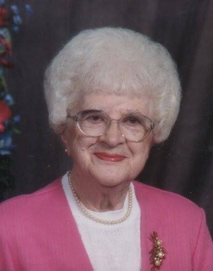 Margaret Fetters Wilcox (1920 - 2017)