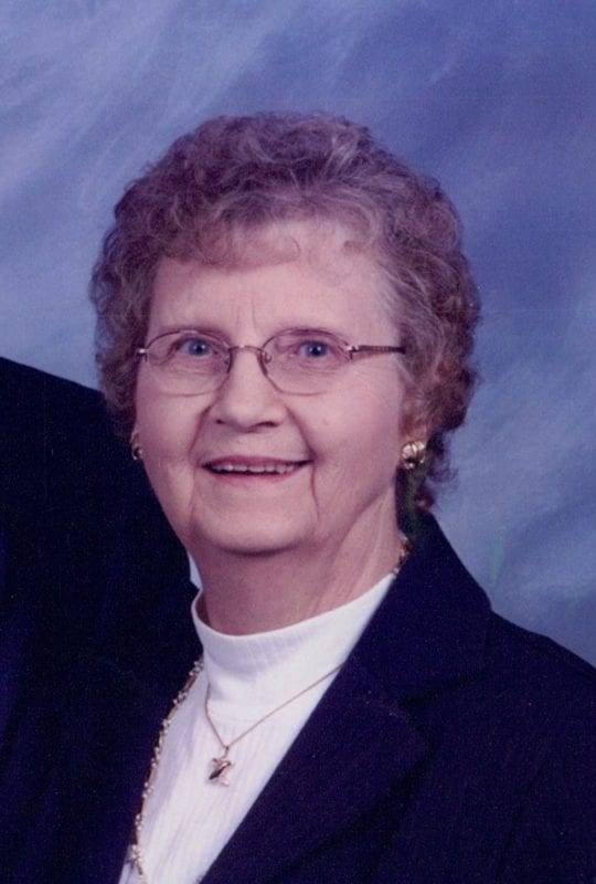 Evelyn M. Gearhart (1925 - 2017)