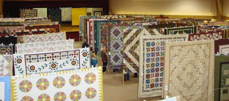 41st Annual Quilt Show Opens 2017 Season at Sauder Village – The ... : sauder village quilt show - Adamdwight.com