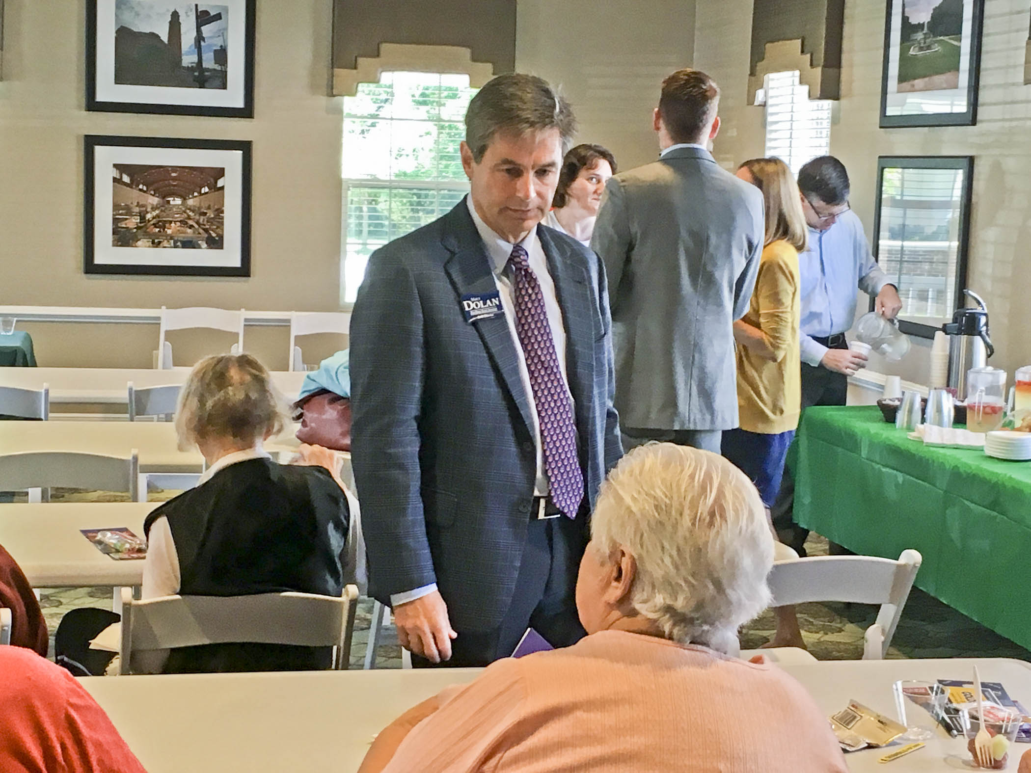 O Neill Healthcare Holds Candidate S Forum