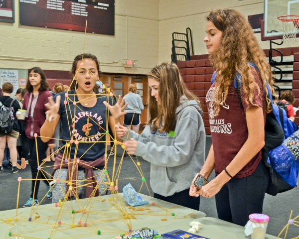 Rocky River High School Students Participate In Hour Of