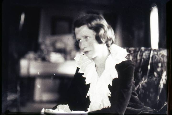 Millay in NYC 1920s