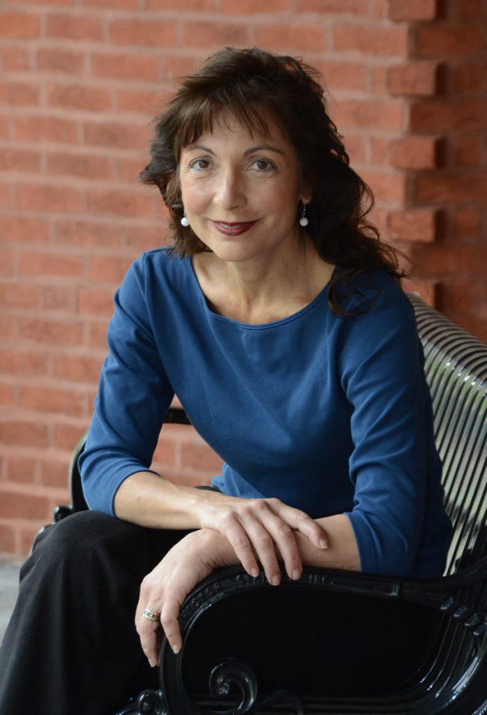Donna Florio portrait