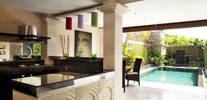 outdoor kitchens plans bridal shower invitations kitchen theme harmony villas, umalas-kerobokan, bali villa