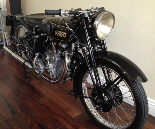 small resolution of for sale 1937 hrd vincent meteor engine and frame numbers match the copy of the works order form which also specifies that motorbike was built for the
