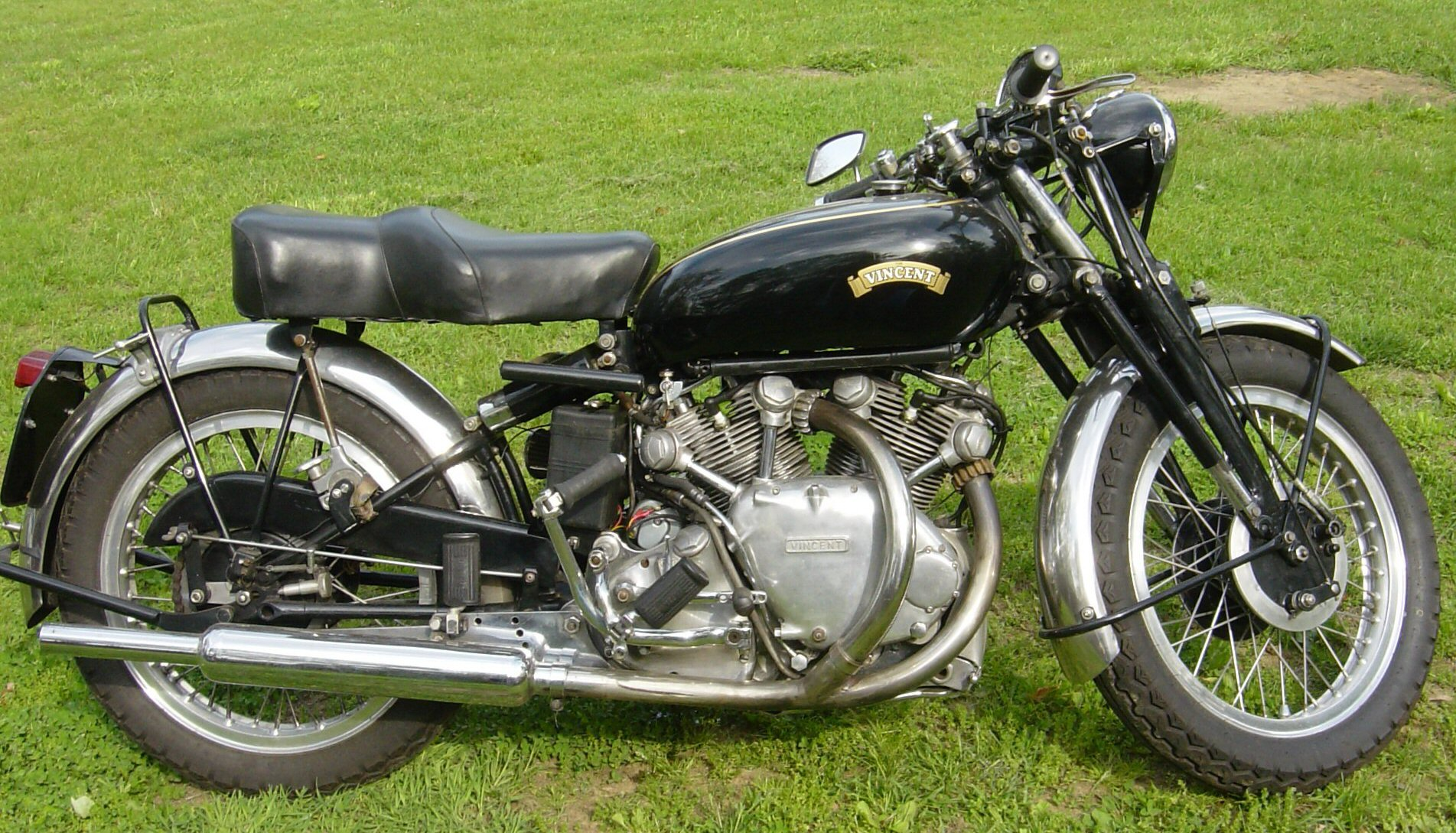 hight resolution of 1953 vincent rapide