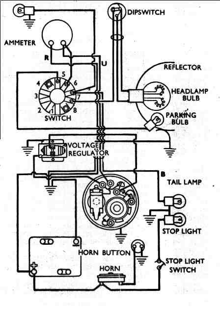 alton alternator wiring diagram