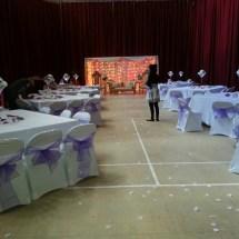 Hall Setup's