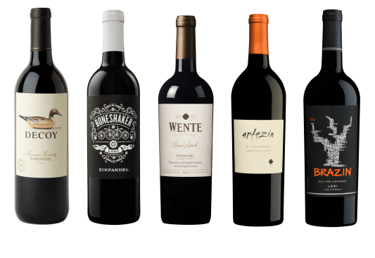 Five Must Try Zinfandel Wines For Your Weekend Barbecue